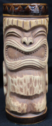Original Hawaiian Kon Tiki Ports Mug Designed by Steve Crane Chicago Boston