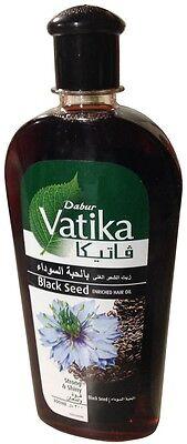 200ml Dabur Vatika Black Seed Enriched Hair Oil BUY 3 GET 1 FREE