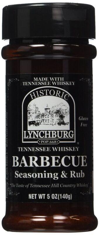 Historic Lynchburg   Barbecue Seasoning & Rub