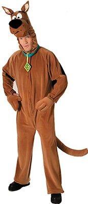 Herren Scooby Doo 1960er Jahre Cartoon Hund Fest Halloween Kostüm Kleid Outfit