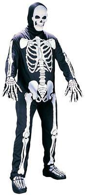 Adulte Hommes Squelette Déguisement Costume Halloween Combinaison Effrayant - Deguisement Homme Halloween
