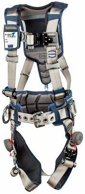 3m Dbi-sala Exofit Strata Positioning Harness 1112537 - Lg