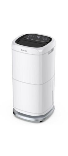 COLZER 140 Pints Commercial Dehumidifier Large Capacity Dehumidifiers for Rooms,