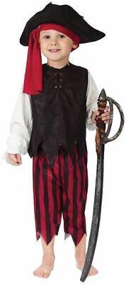 Kleinkind Piraten Kostüm Karibik Kostüm - Kleinkind Großes Kostüm