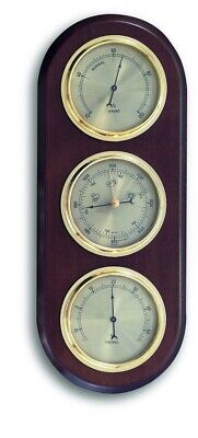 TFA 20.1064.03 Traditional 3 Dial Indoor Analogue Weather Station