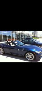 2011 BMW Z4 sDrive35is M-SPORT for $33000