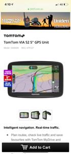 TomTom VIA 52 5 inch GPS Unit
