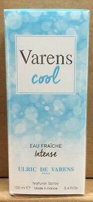 Used, UDV Varens Cool 3.4oz/100ml Perfumed Splash by Ulric-de-Varens**CLOSEOUT** for sale  Shipping to India