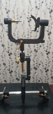Mayfield Headrest Skull Clapm System Retrector Set