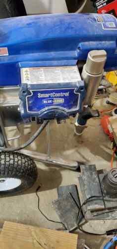 Graco Mark V HD 3 in 1 sprayer Pro contractor