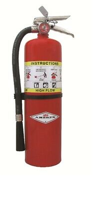 Amerex B453 5.5 Lb. Regular Dry Chemical Extinguisher New