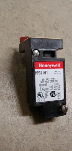 HONEYWELL MPS11HD Sensing and Control Micro Limit Switch & MPB10 Base