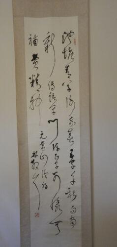 Chinese calligraphy LIN Sanzhi 林散之书法