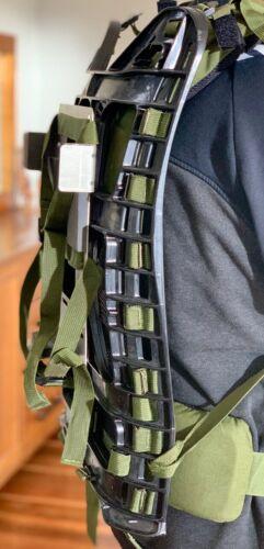 Framed Backpack for Vacuum Cleaner, Pressure Cleaner, Sprayer, Survey Equipment