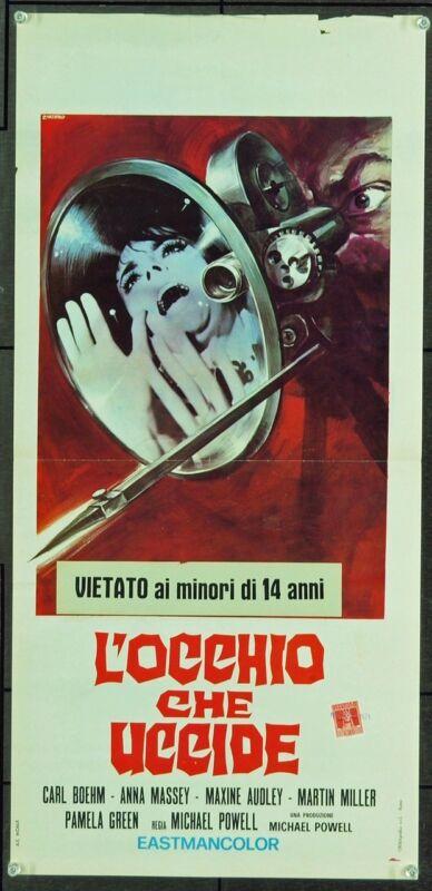 PEEPING TOM (1961) 8029