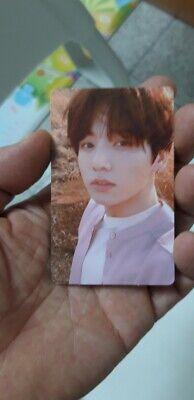 BTS Bangtan Boys Love Yourself Tear Jungkook Y Version Photocard Photo Card RARE