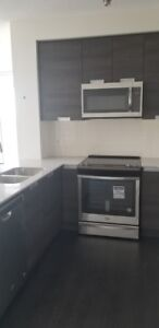 Brand New Two Bedroom + Den + 2 Bath for Lease in Mississauga