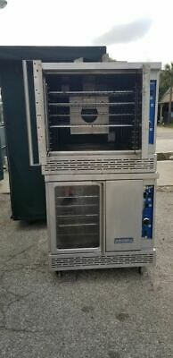Imperial Double Deck Gas Convection Oven Icv-2