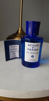 NEW Acqua Di Parma Blu Mediterraneo Mirto Panarea EDT Natural Spray 75ml