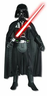 Rubie's Star Wars 882014 Boy's Darth Vader Halloween Costume Child Small #N62](Darth Vader Costume Kids)