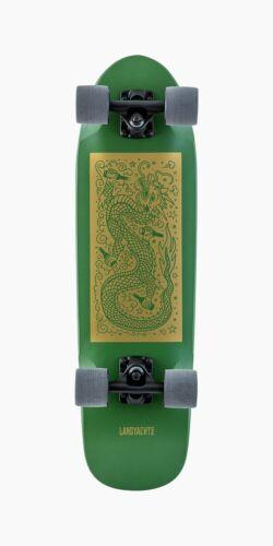 Landyachtz Dinghy Dragon Green DECK only
