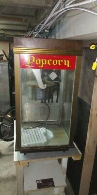 Gold Medal Heavy Duty Popcorn Maker Machine Pop A Lot Working I Can Deliver
