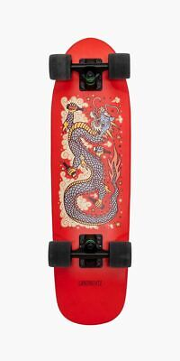 "Landyachtz Dinghy Dragon Red 28.5"" Complete Skateboard"