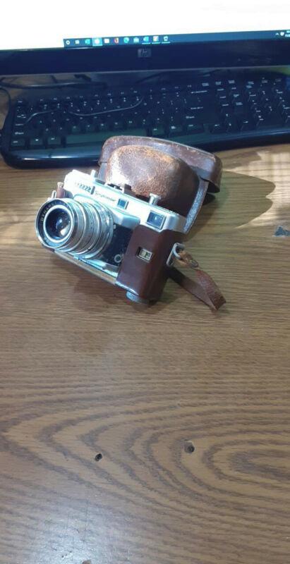 Voigtlander Vitessa T Film Camera