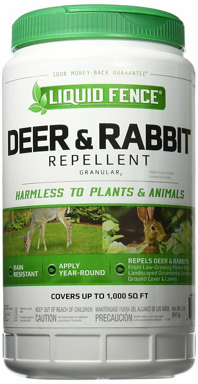 New Home Garden Outdoor Ready to Use 2 lb. Deer and Rabbit R