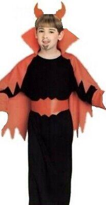 FORUM DEVIL LUCIFER CHILD HALLOWEEN COSTUME BOY'S SIZE LARGE 55739](Devil Costume For Boy Halloween)