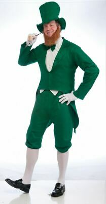 Irish Leprechaun Costume Adult Standard - Leprechaun Costume Adult