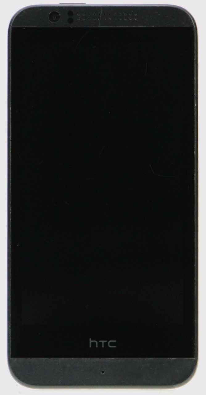 Android Phone - HTC Desire 510 Cricket Android Smartphone 8GB Black