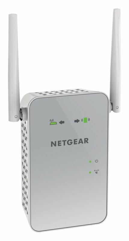 Netgear EX6150-100NAR AC1200 Wi-Fi Range Extender - Dual Band  -Certified