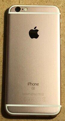 Apple iPhone 6S - 128GB - Rose Gold (Unlocked)