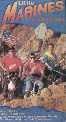 Little Marines, An Adventure - VHS Video Tape - $16.00