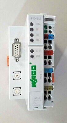 Wago 750-833 Profibus Controller New