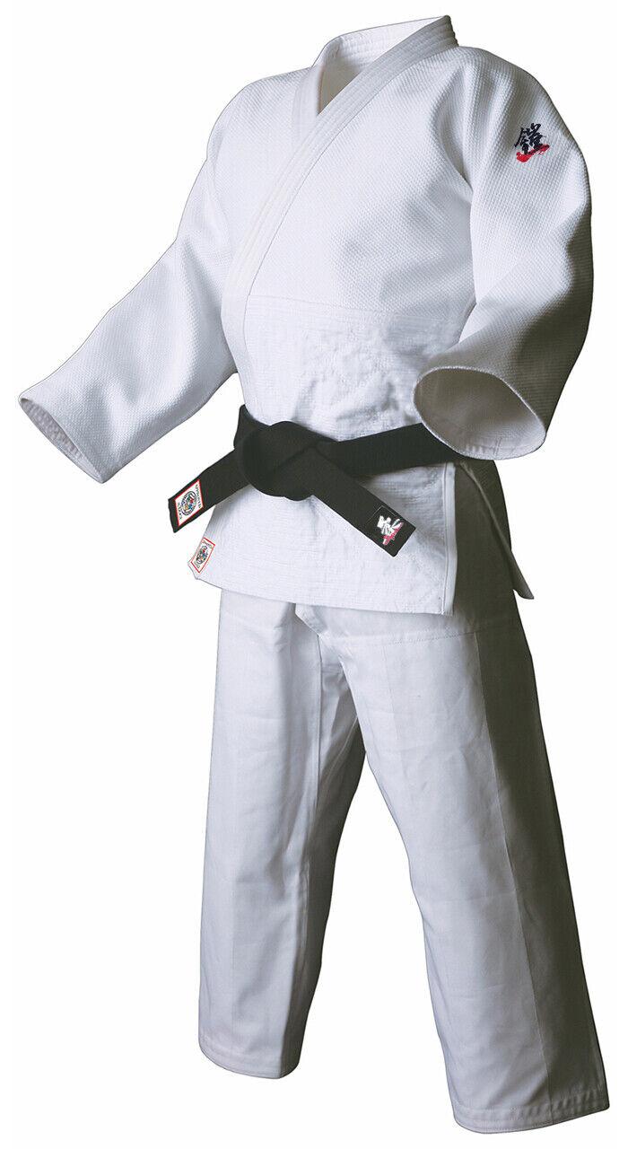 Kusakura JAPAN JOEX Judo gi White Jacket Judogi 2017 IJF Official Approved