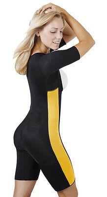Sauna Suit weight loss Neoprene waist trainer sweat Body ...