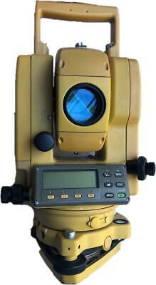 Topcon Gts 211d Dual Face Topcon Total Station Complete Package.