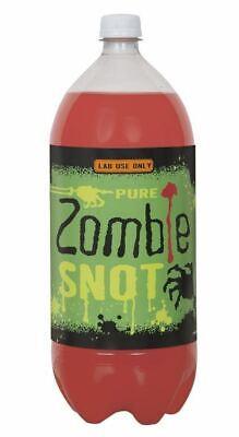 Monster Lab Halloween 2 Liter  Beverage Bottle Labels 4 Ct Party - Halloween Party Beverages