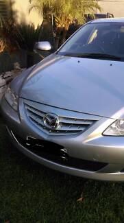 Mazda 6, 2003 model.