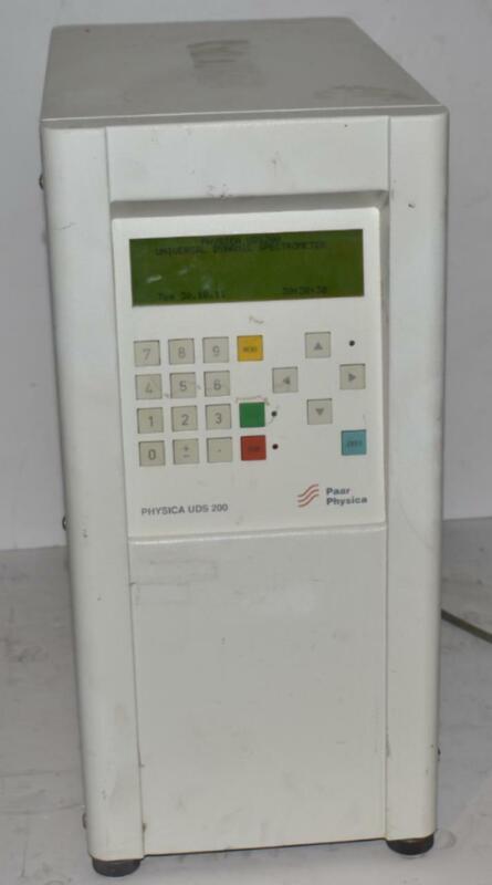 PAAR PHYSICA UDS 200 Universal Dynamic Spectrometer (HB70)