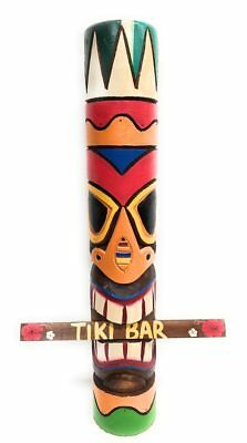 Tribal Tiki Totem Pole 40