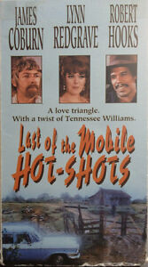 Last-of-the-Mobile-HotShots-VHS-Rare-69-Tennessee-WIlliams-drama-James-Coburn