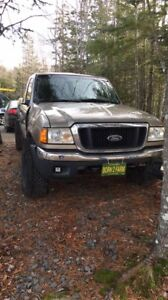 Ford ranger for parts or repair