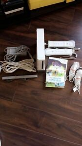 Console wii + accessoires