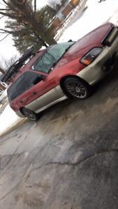 02 Subaru Outback part out
