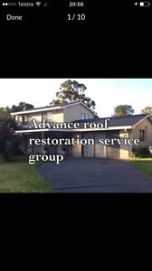 Roof Restoration Willmot Blacktown Area Preview