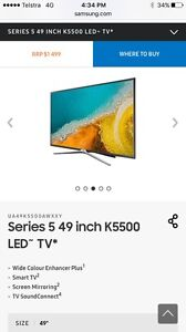 Samsung 49 inch - series 5 TV Cronulla Sutherland Area Preview