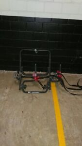 Bike Rack - Spare Tyre Car Bike Carrier Rack